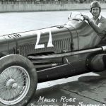 Mauri Rose 1938 - Maserati 6CM - Stephen Griswold