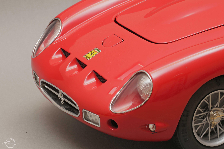 Ferrari 250 GTO musetto Mauro Bonaccini