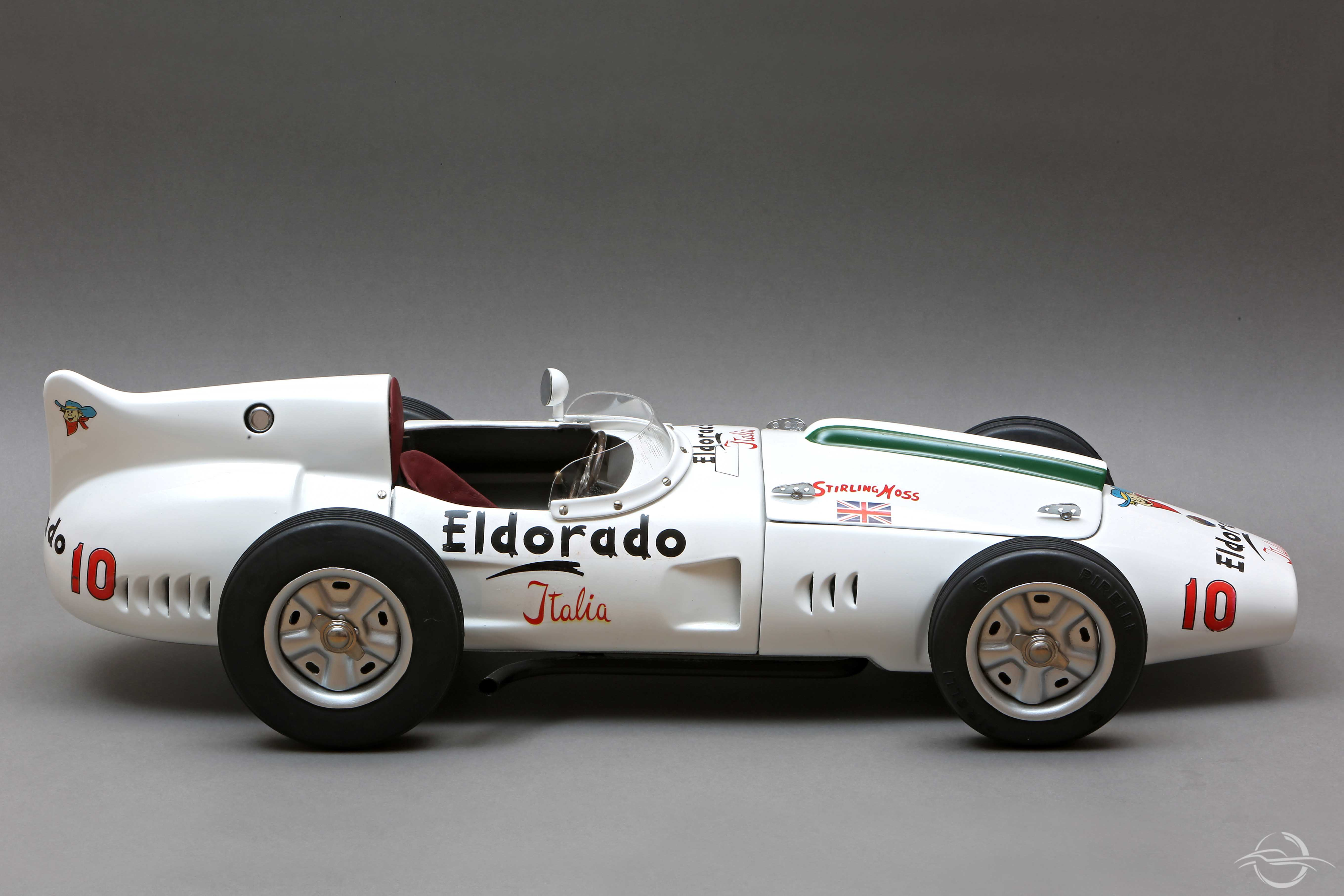 Maserati Eldorado Intera 1