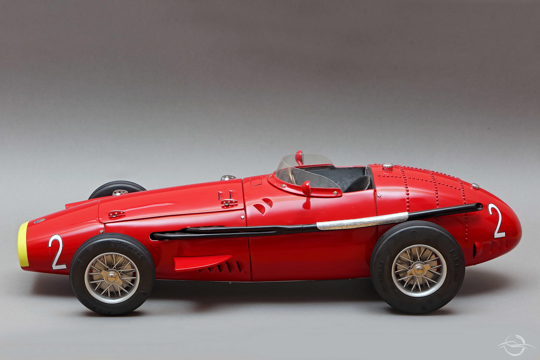 Maserati Frontale Rossa 1