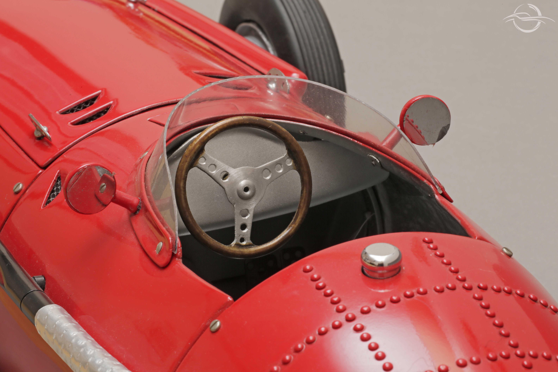 Maserati Mauro Bonaccini Rossa Volante