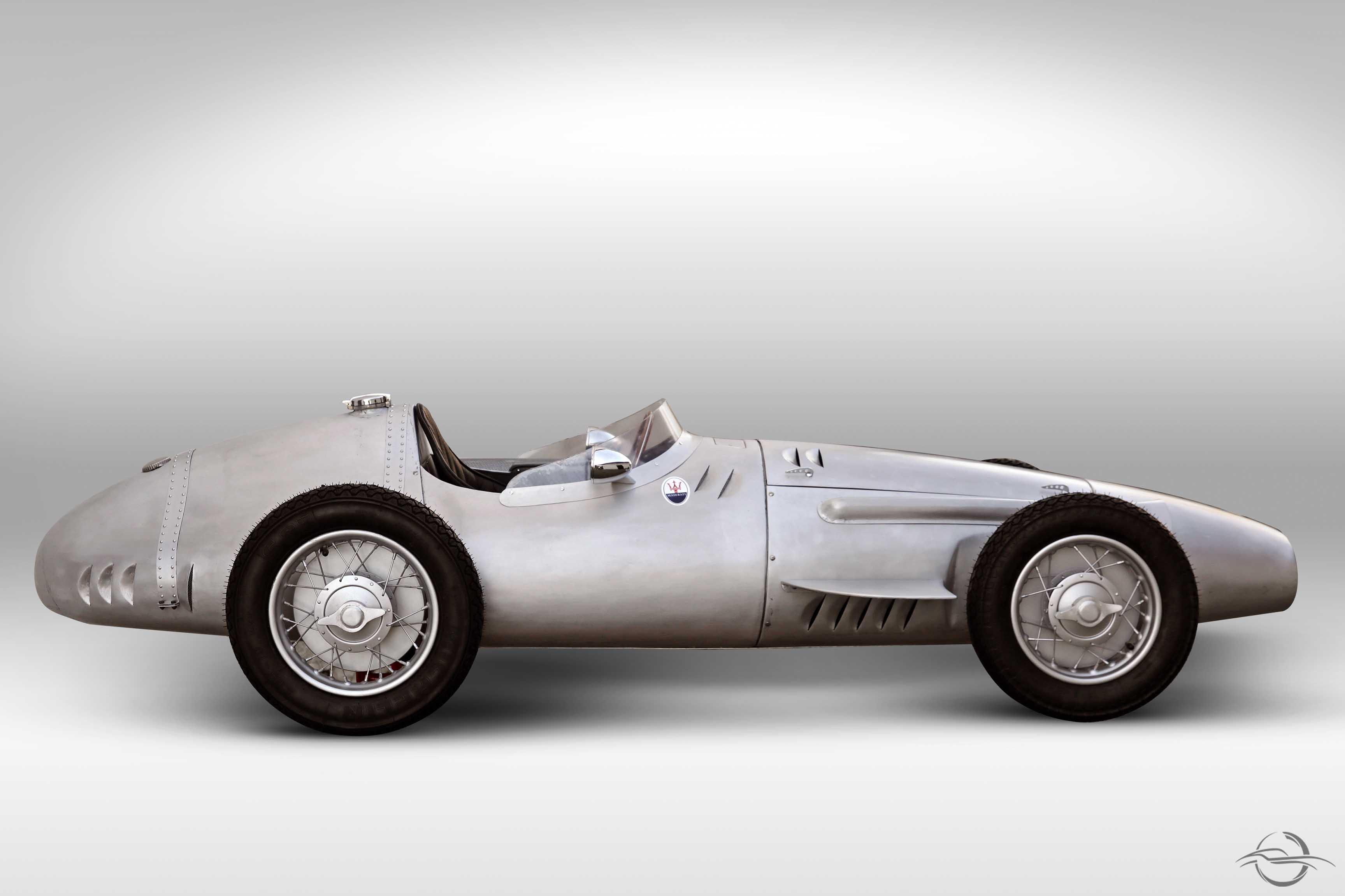 Maserati intera Bonaccini