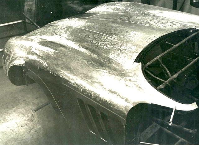 Ferrari 250 GTO - Stephen Griswold