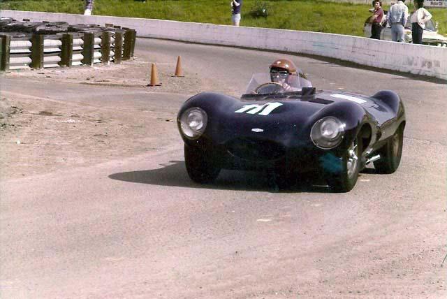 Jaguar D-Type - Stephen Griswold