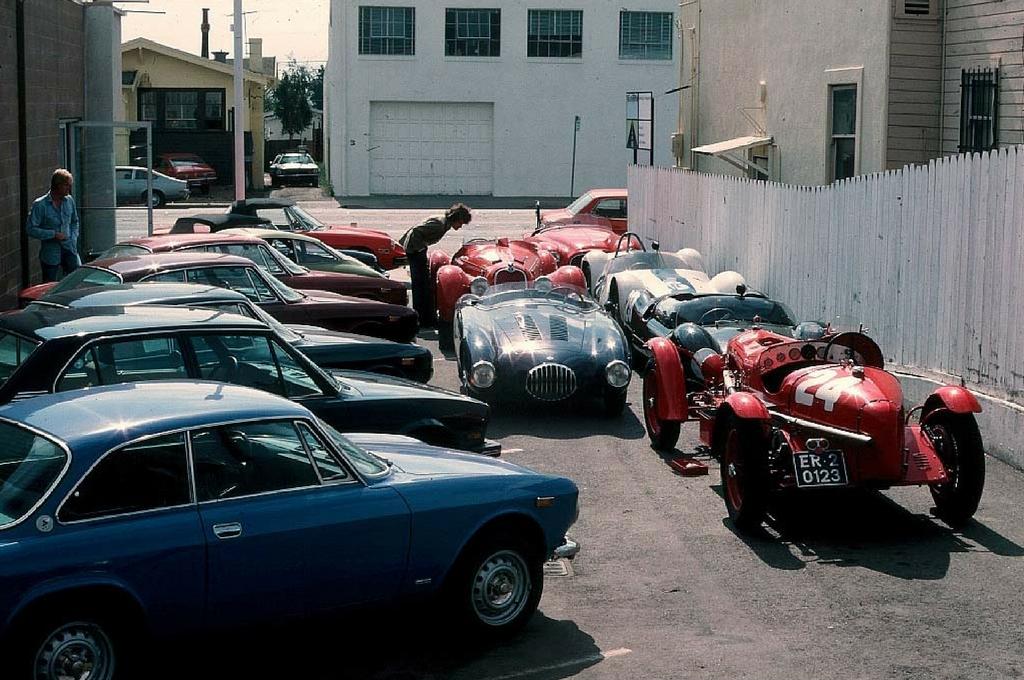 Monterey Historics - Alfa Romeo 8C2600 Monza - Stephen Griswold
