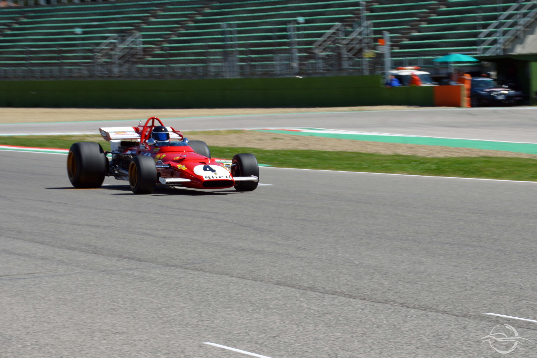 Ferrari 312b a Imola 2018