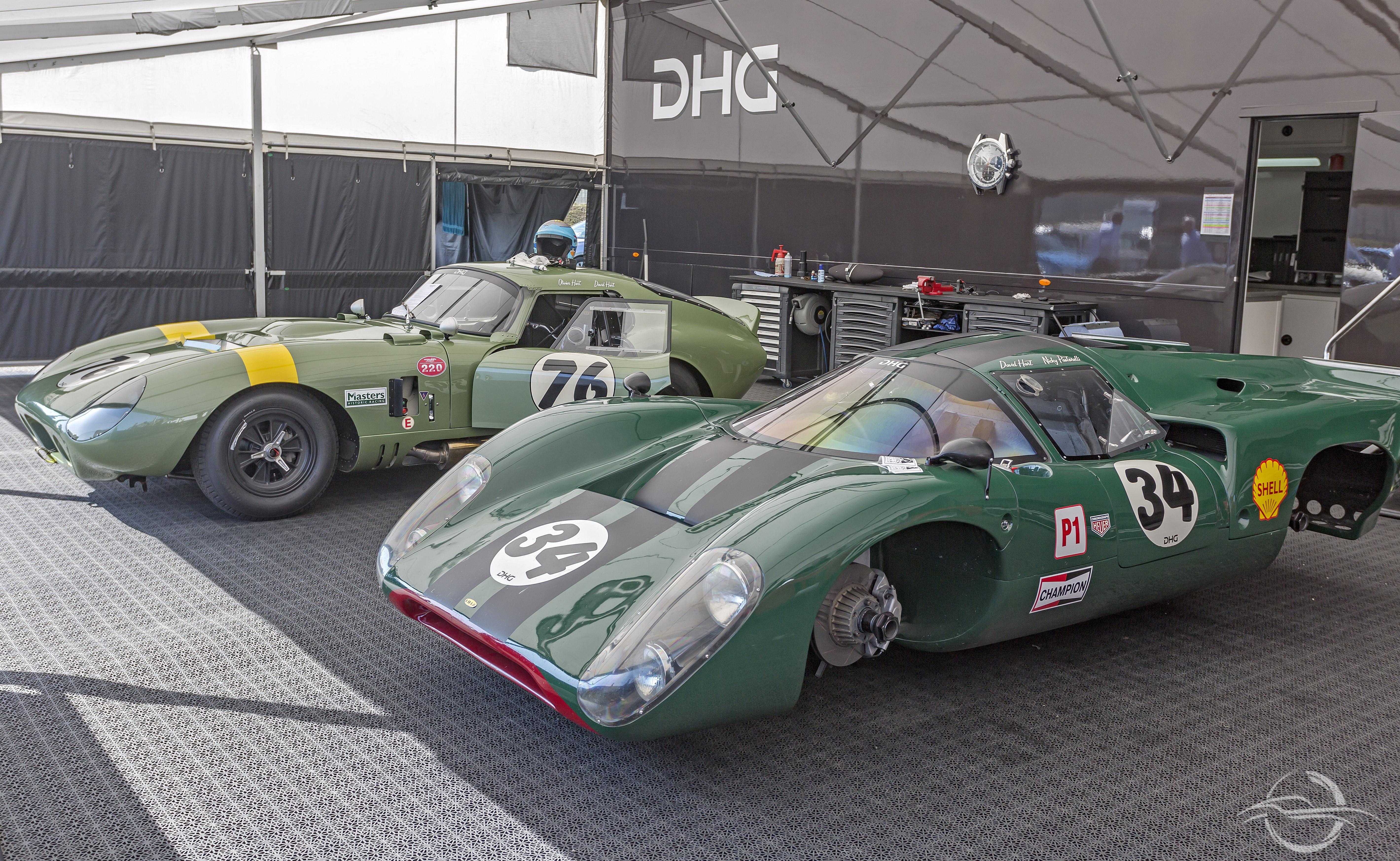 FIA Masters Historic Sport Cars – Lola T70 MK3B