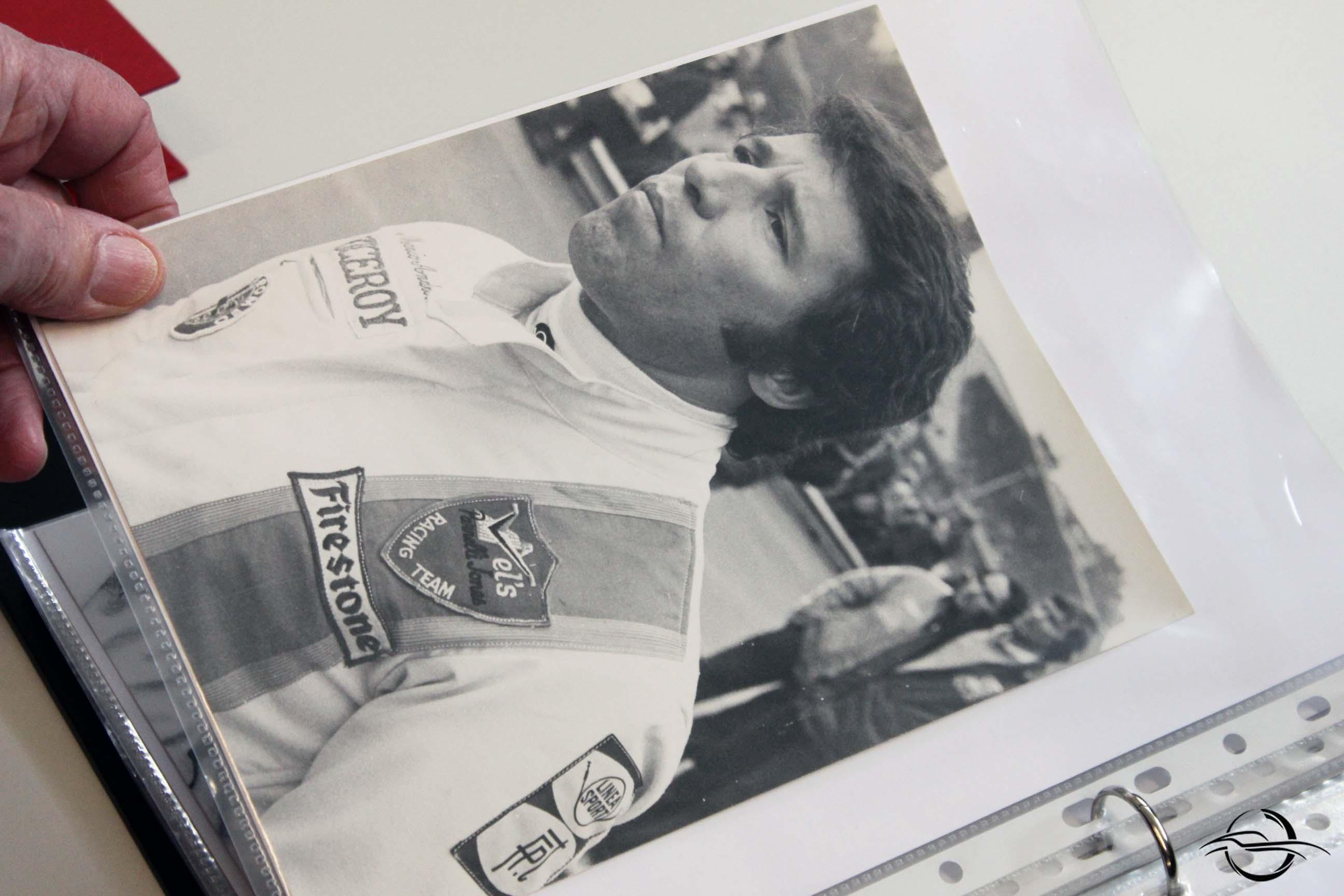 foto di Mario Andretti