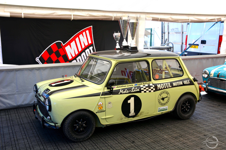 Masters PRE-66 Touring Cars - Morris Mini Cooper S