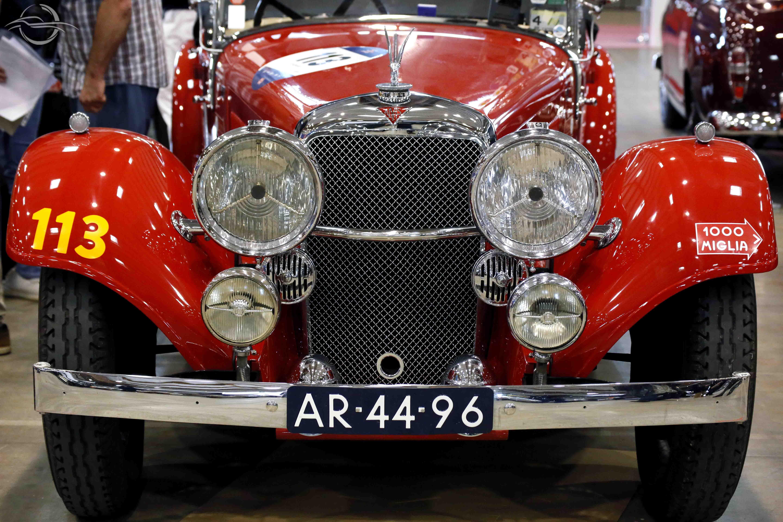 Alvis Speed - Mille Miglia 2018