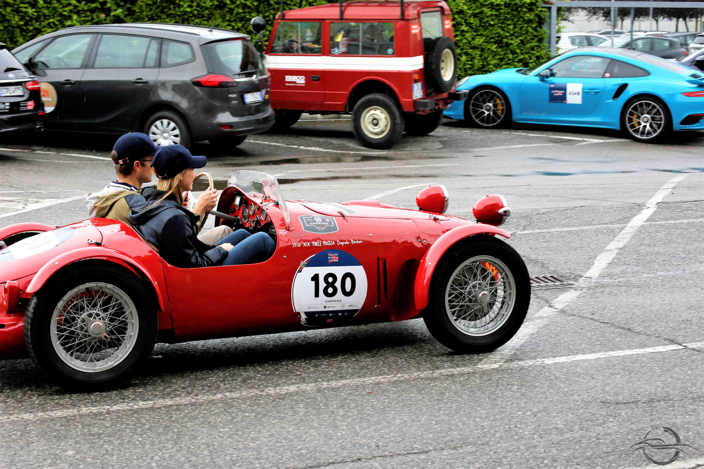 Dagrada Giannini - Mille Miglia 2018