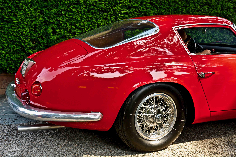 Chevrolet Corvette Coupè Scaglietti 1959