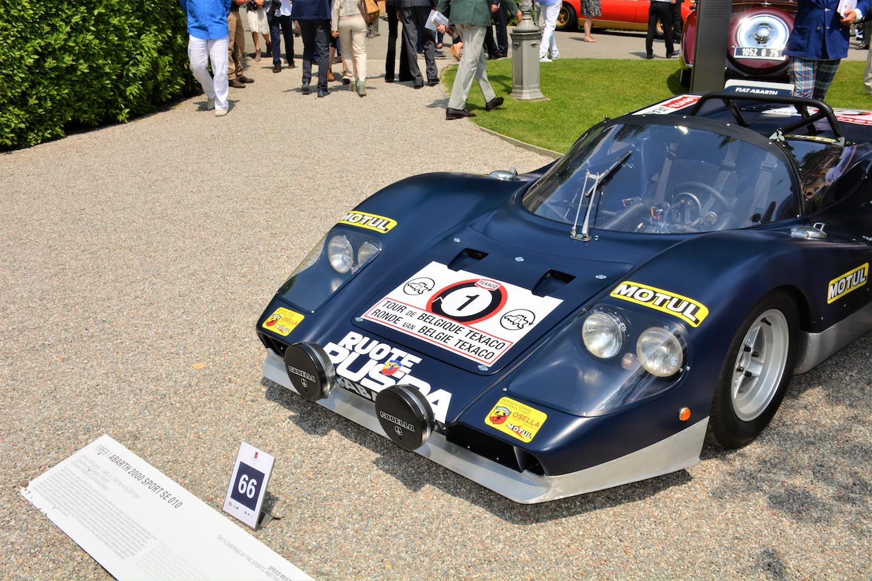 Abarth 2000 Sport SE 010 1969