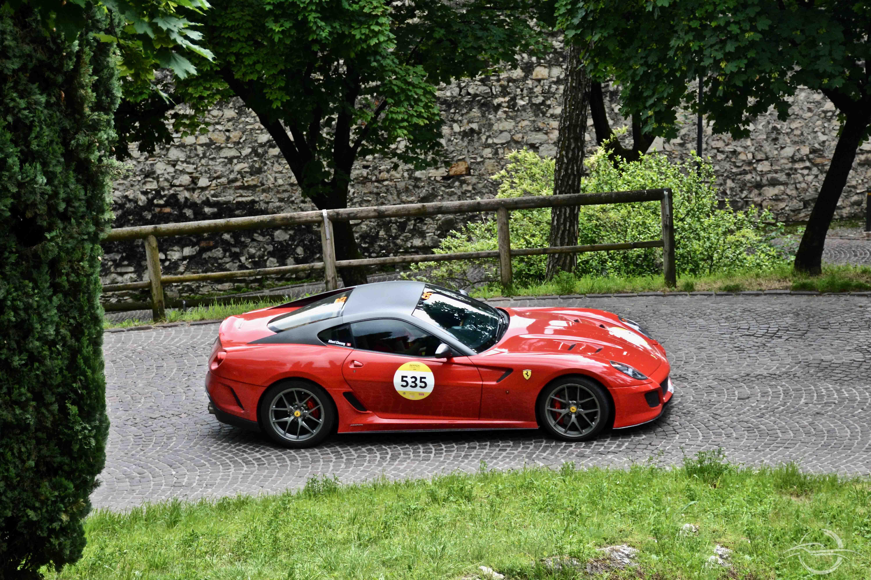 Ferrari Tributo - Mille Miglia 2018