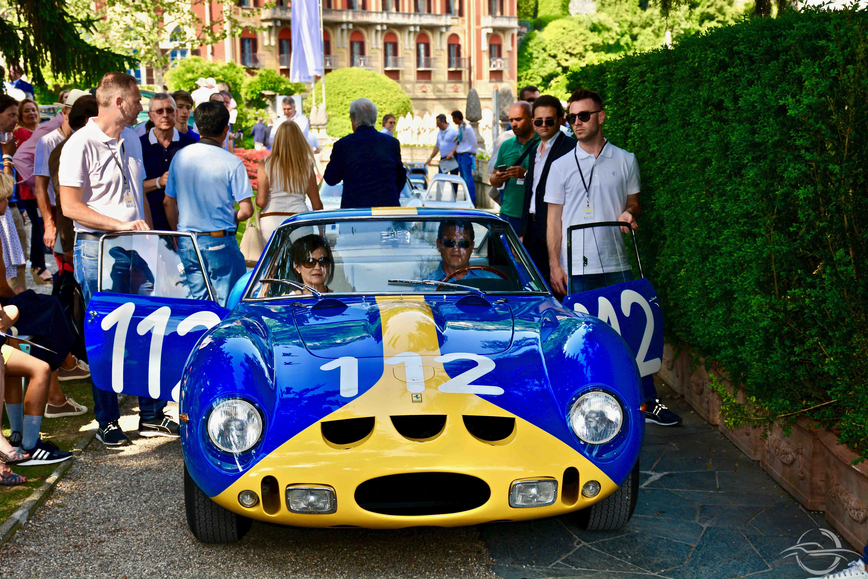 Ferrari 250 GTO Scaglietti 1962 Ann & Chris Cox