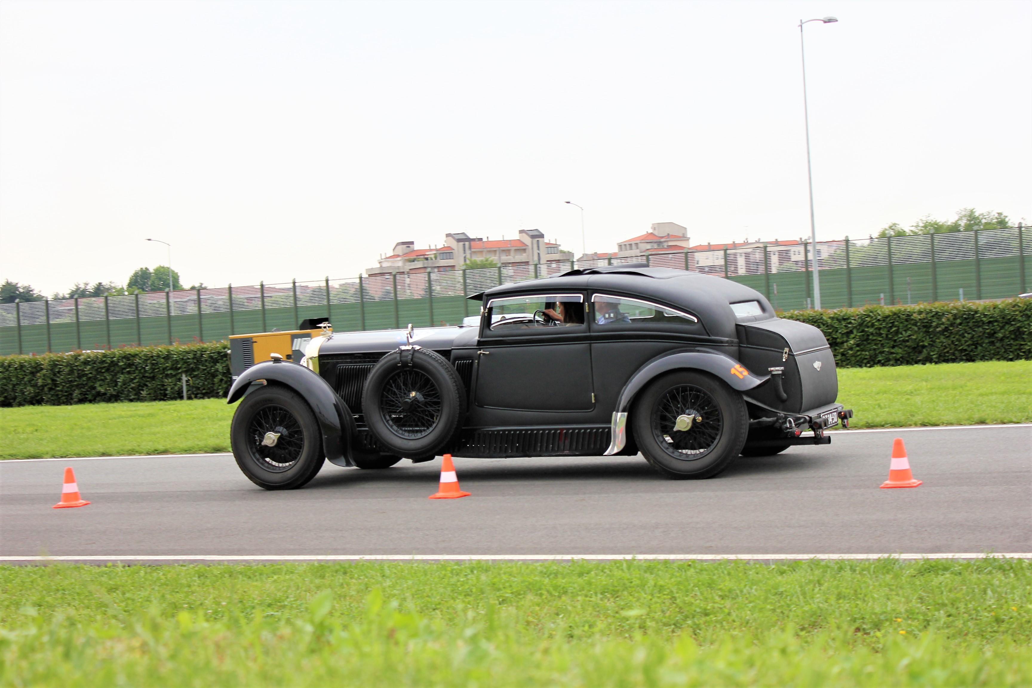 Bentley - Mille Miglia 2018