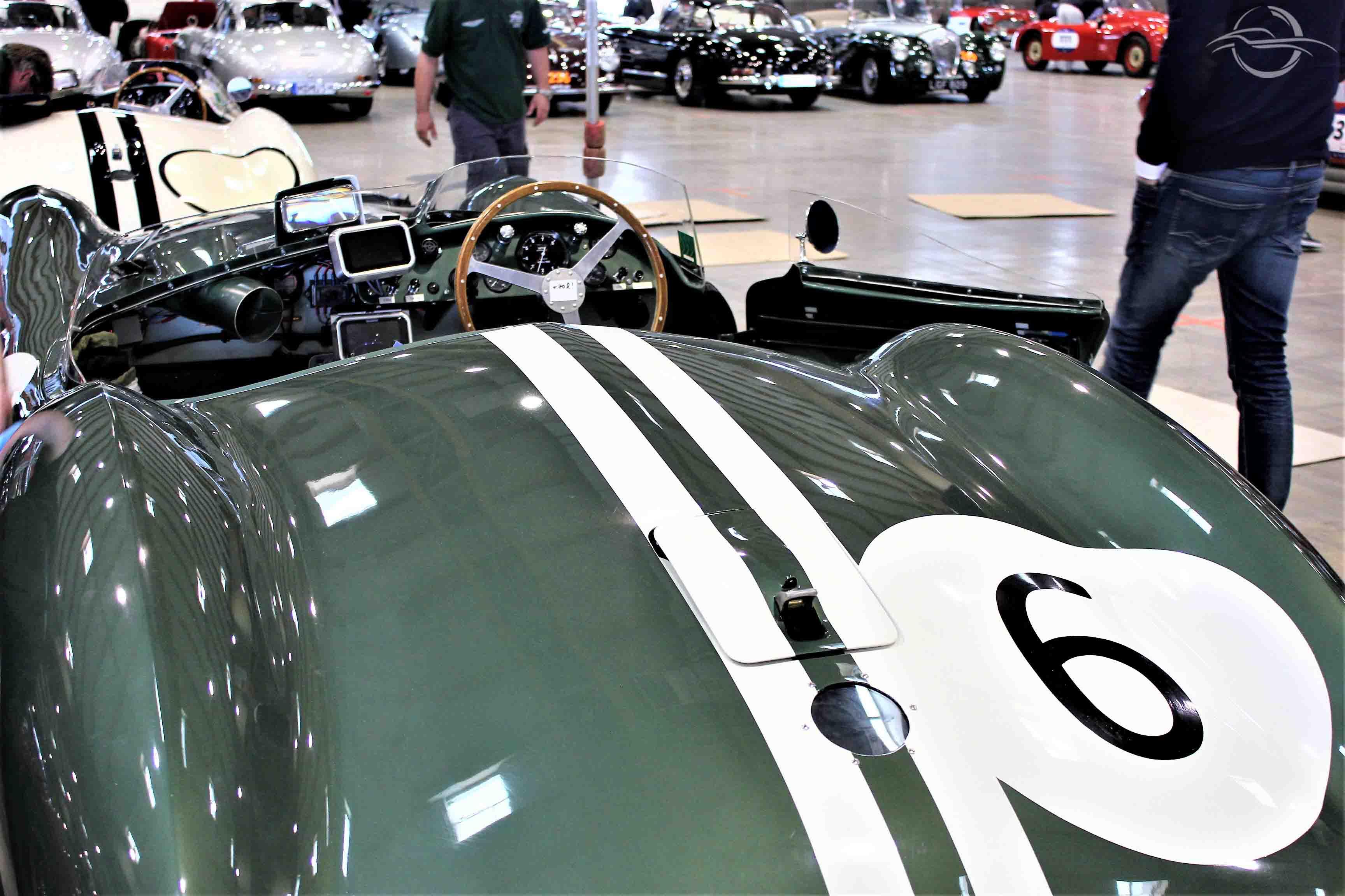 Aston Martin - Mille Miglia 2018