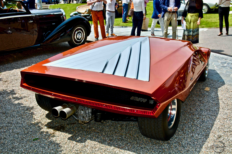 Lancia Stratos 1970 Coupè Bertone