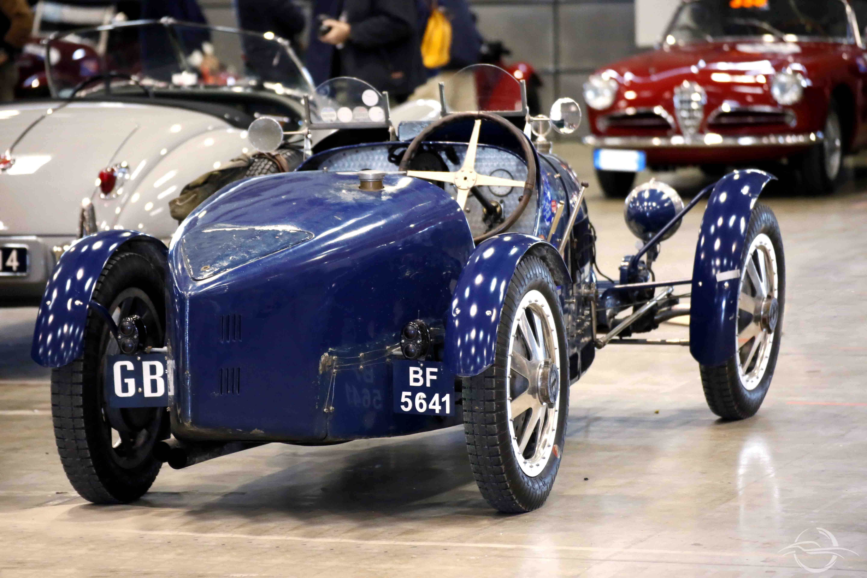 Bugatti - Mille Miglia 2018 by Angelo Rosa