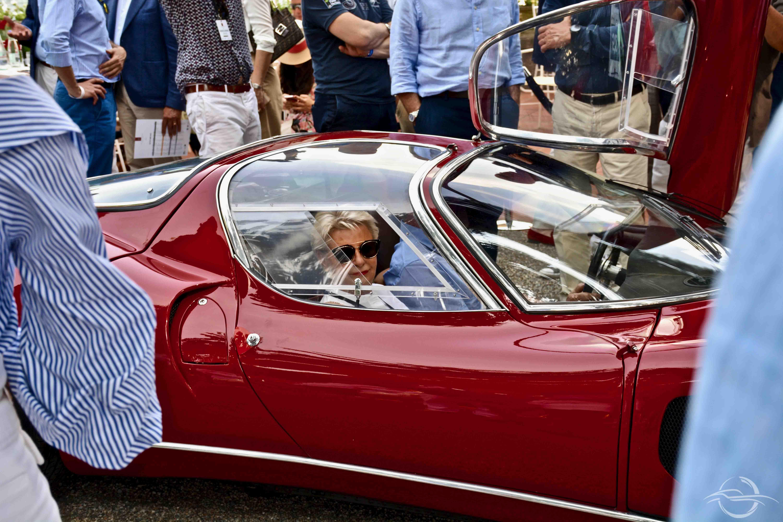 Alfa Romeo 33/2 Stradale 1968