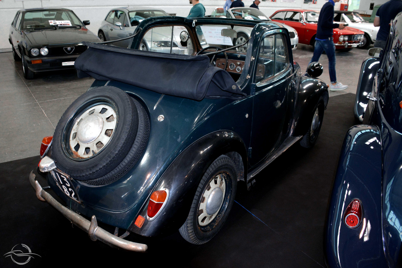 Fiat Topolino retro
