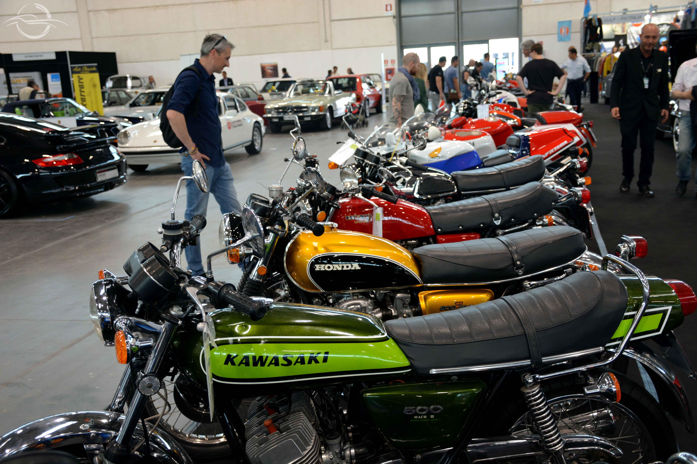 kawasaky motorbike