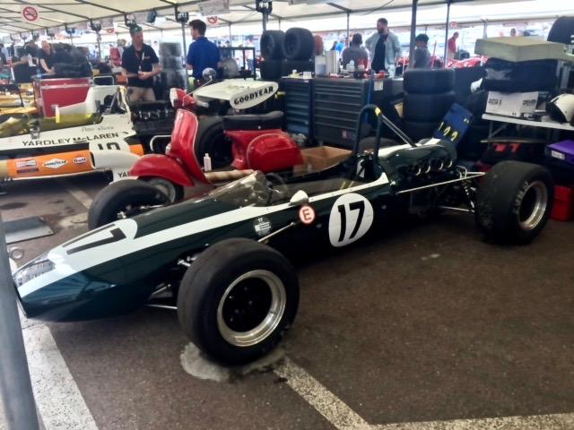 Cooper T79 1966 serie E
