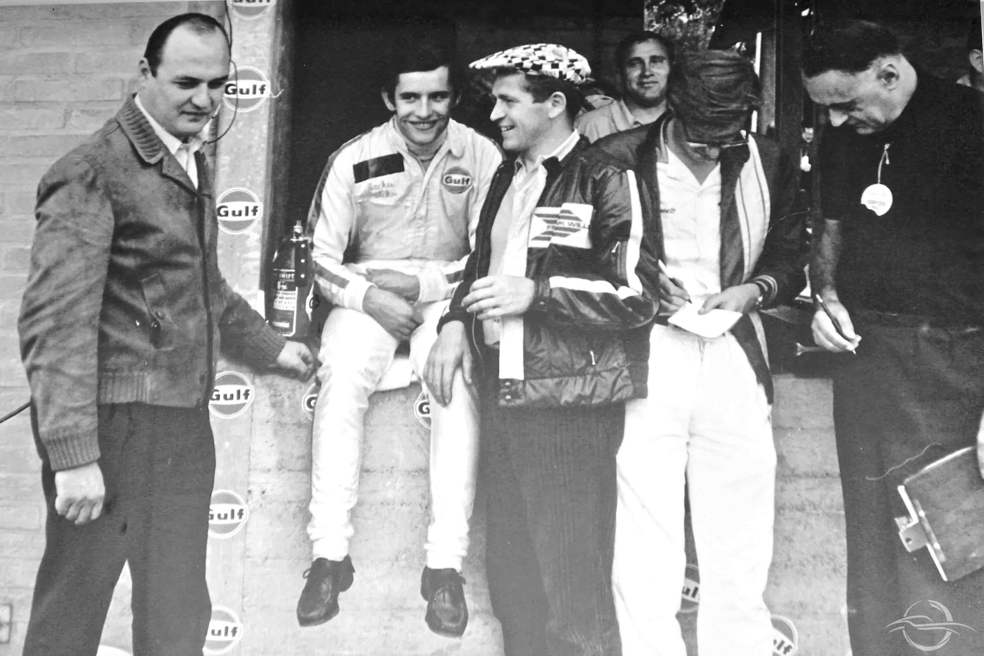F1 Sauro Luciano Jacky