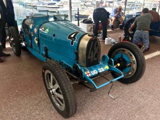 #4 Bugatti 37A - 1927