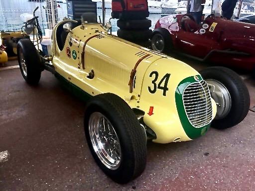 #34 Maserati 6CM - 1938