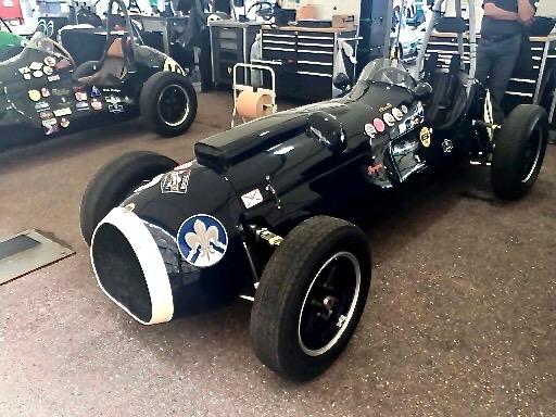 Lotus Cooper-Bristol