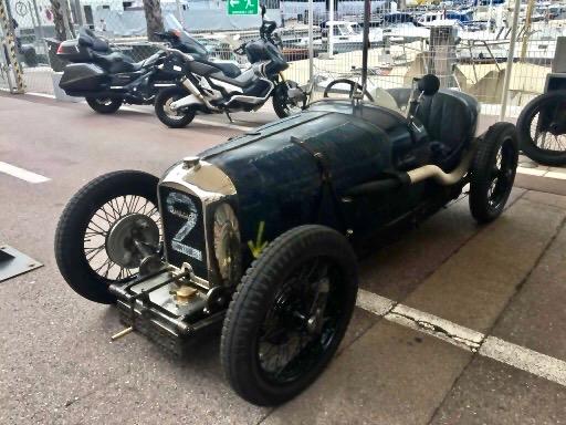 #2 Amilcar C6 - 1928
