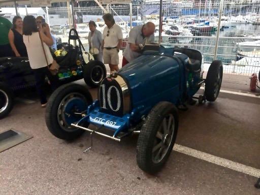 #10 Bugatti 35B - 1929