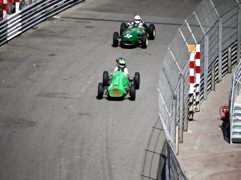 #32 Lotus 16 - 1959 e Cooper-Bristol