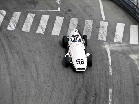 #56 Maserati 250F - 1959