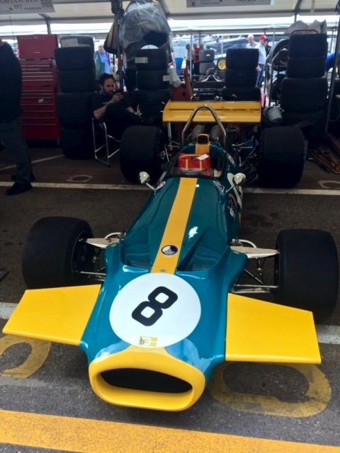 #8 Brabham BT33 - 1970