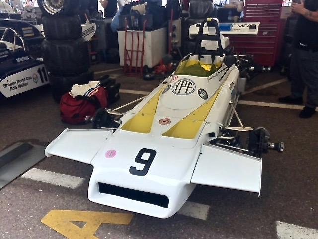 #9 Brabham BT37 - 1972