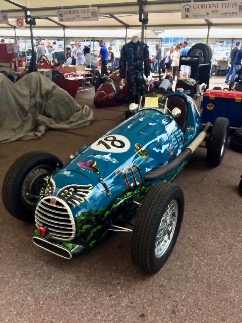 #18 Gordini T11/15 - 1951