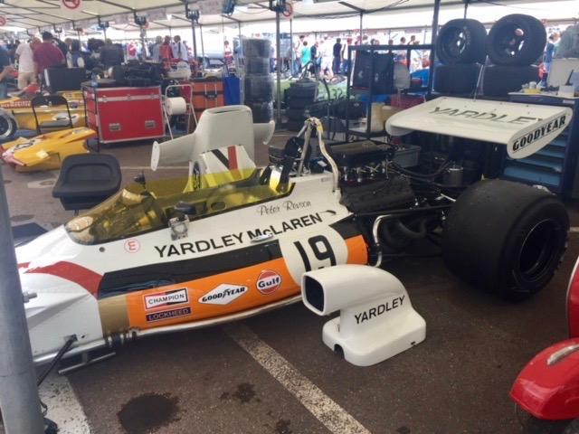 #19 McLaren M19C - 1972