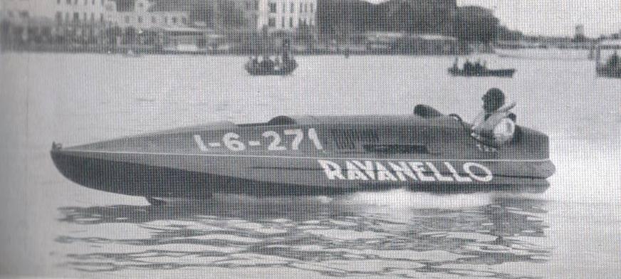 Ravanello - Baglietto #271