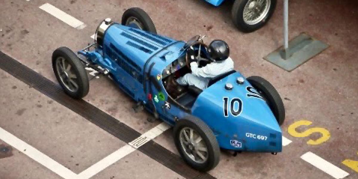 Grand Prix Historique de Monaco-2018