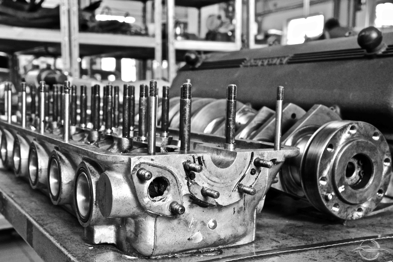 motore 375 america
