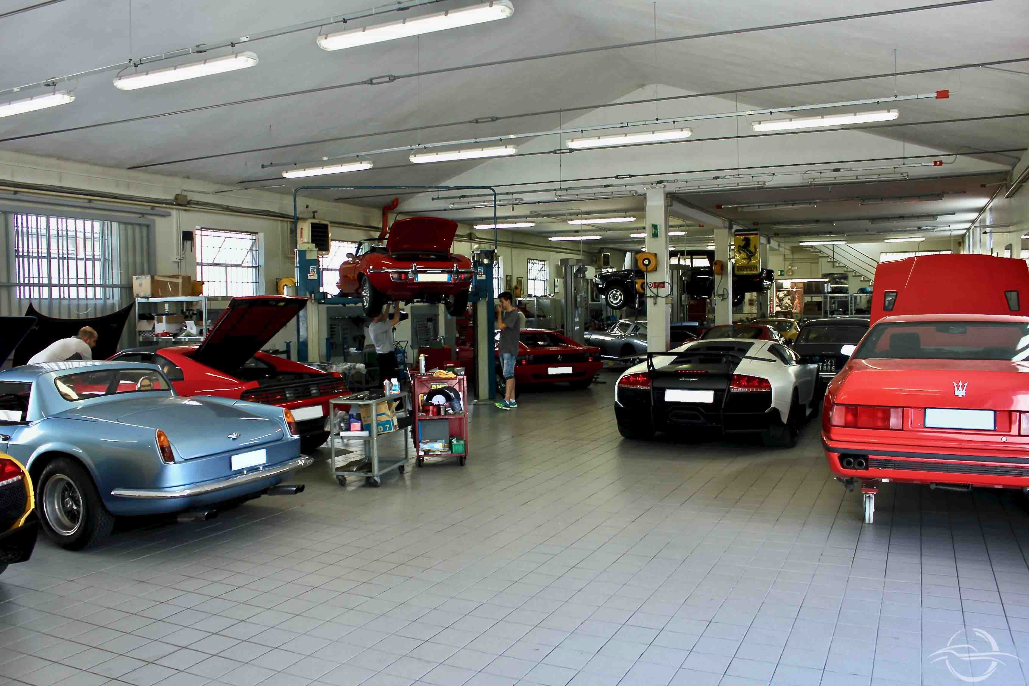 Officina Sauro Ferrari