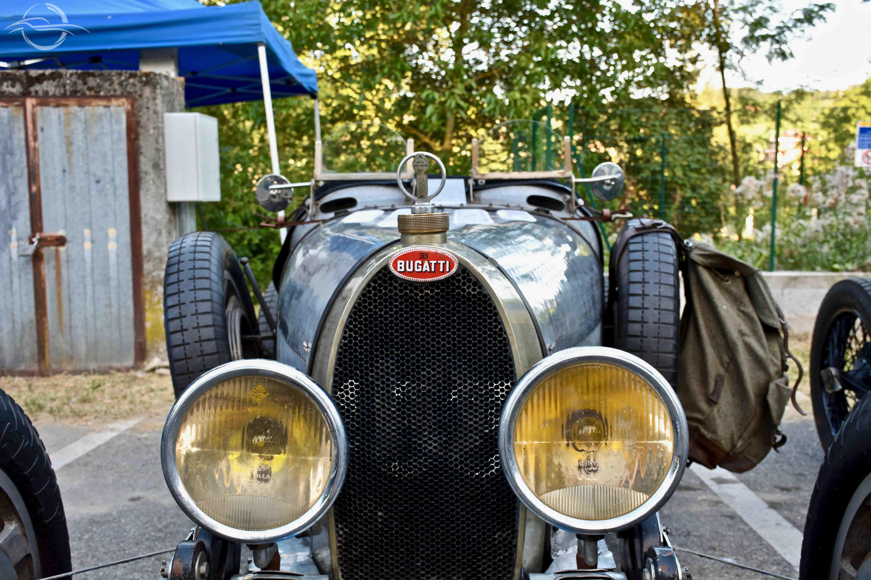 Bugatti - Silver Flag 2018