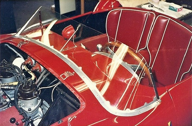 Ferrari 250 Testa Rossa - Stephen Griswold