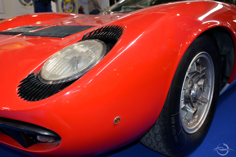 Lamborghini Miura - faro