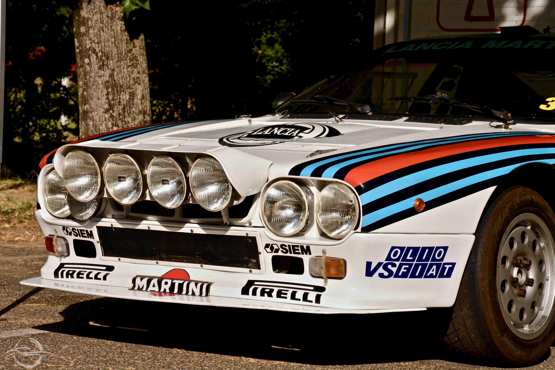 Lancia Martini - Silver Flag 2018