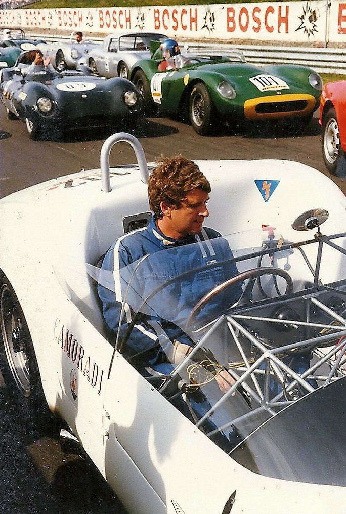 Maserati Birdcage - Stephen Griswold