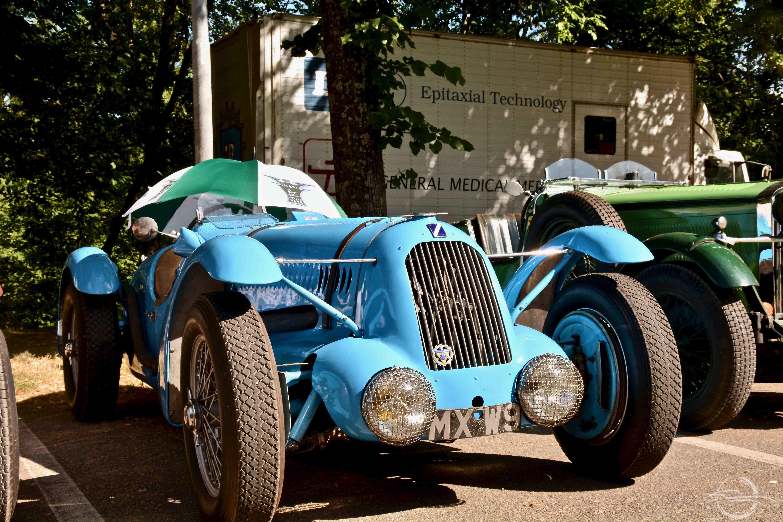 Bugatti Silver Flag 2018