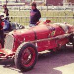 Alfa Romeo 8C Scuderia Ferrari - Stephen Griswold